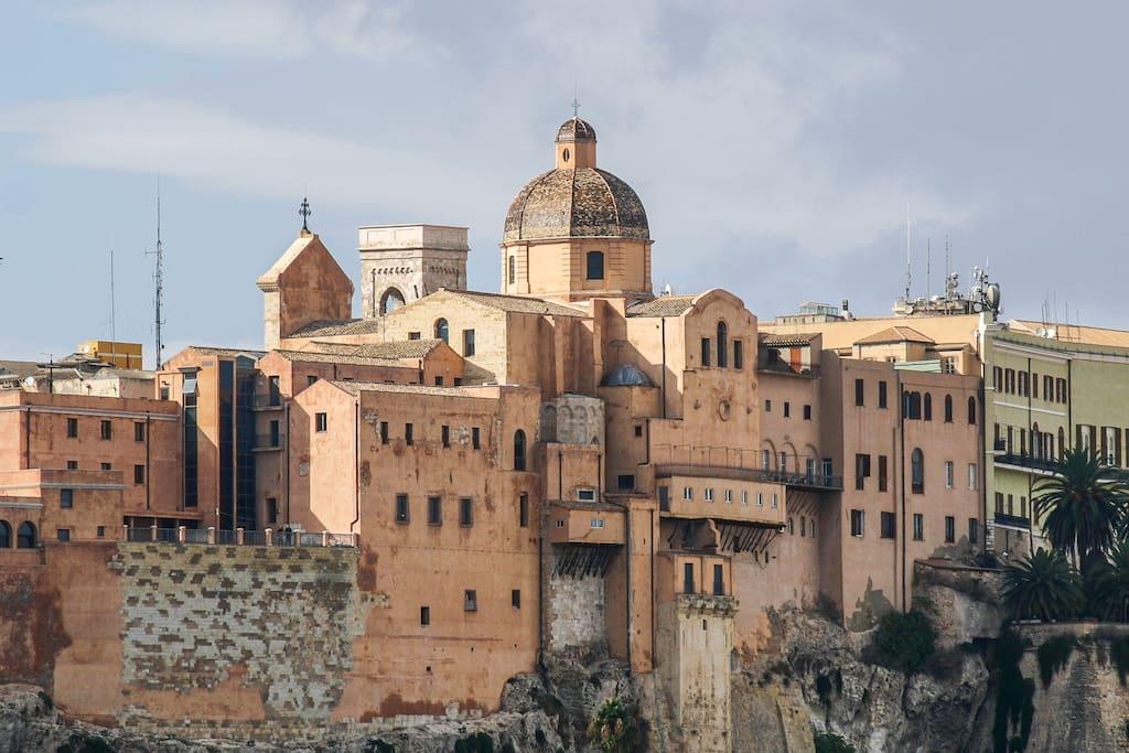Castello, the medieval quarter