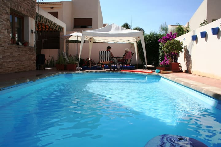 Villa el Zahor, private pool,8 pers - Dúrcal - Villa