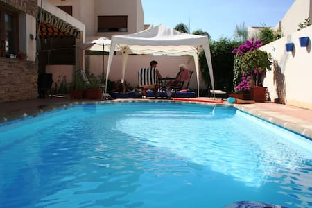 Villa el Zahor, private pool,8 pers - Dúrcal - วิลล่า