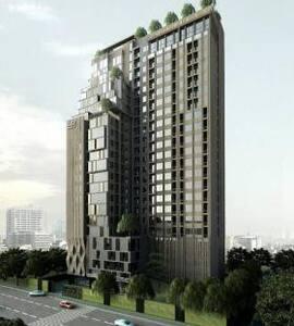 NEW Sukhumvit condo close to BTS Station (Bearing) - Bangkok - Apartment