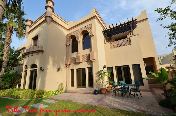 Canal villa (PHONE NUMBER HIDDEN) - Dubaj - Dom