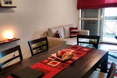 Hab Priv. Dpto moderno-confortable - Rosario - Apartment