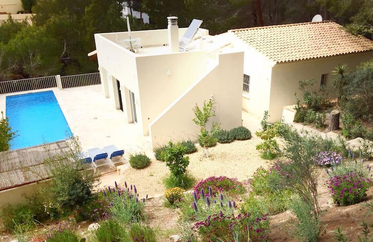 Outstanding Villa with Private Pool - Benissa - Casa de camp