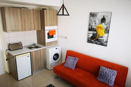 Newly furnished- Cozy 1 bedroom modern apartment