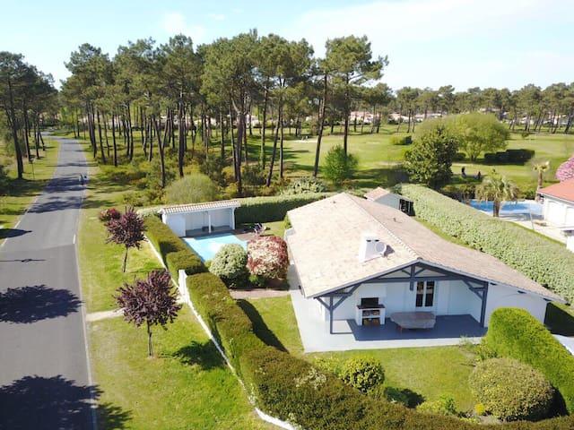 Maison avec piscine ( Belles prestations ) - Gujan-Mestras - Casa