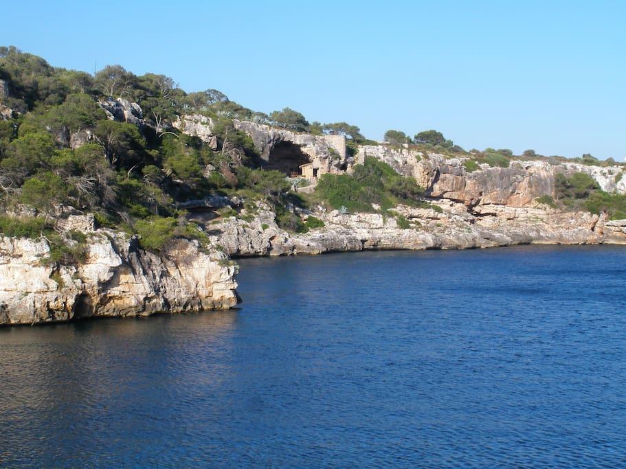 Bahía de Cala Figuera