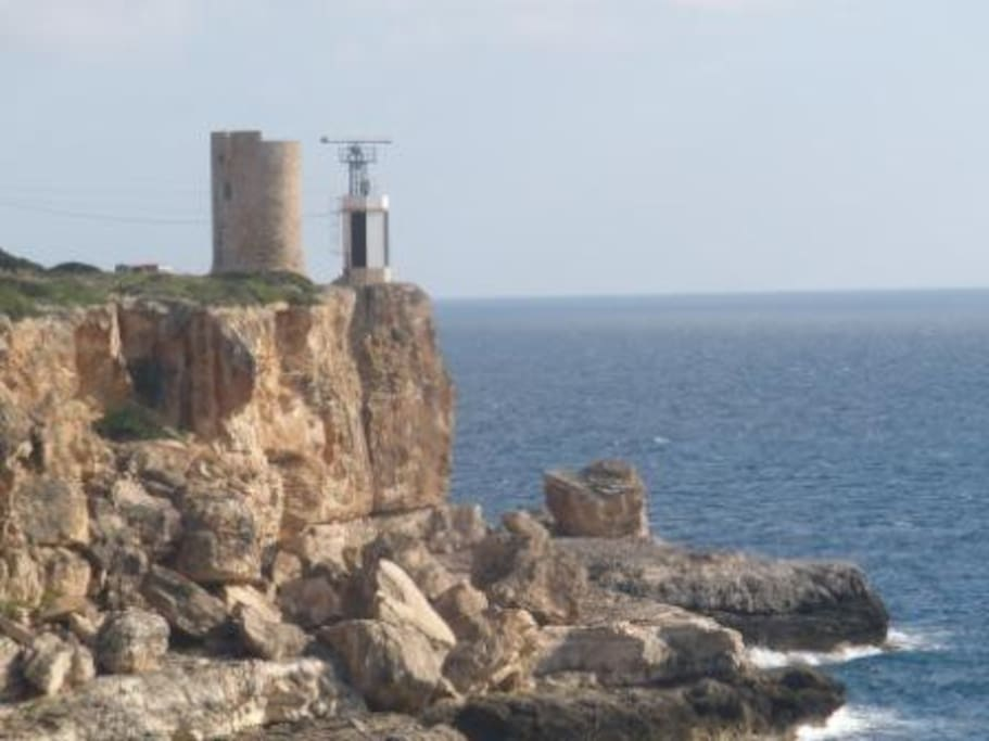 Faro de Cala Figuera
