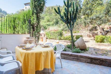 Apartamento con jardín en Eslida