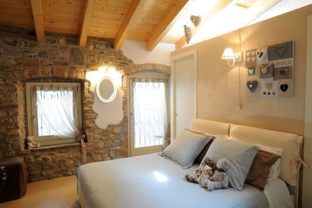 Romantico appartamento - Sarnico - Departamento
