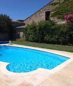 Villa piscine idéale pour famille - Les Mées