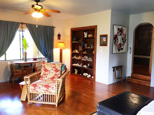 Hale Hanai  Spacious Studio Apartment - Koloa - Casa