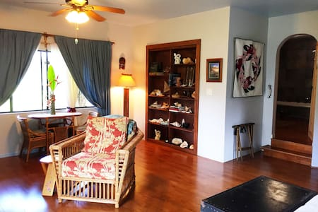 Hale Hanai  Spacious Studio Apartment - Koloa - Haus