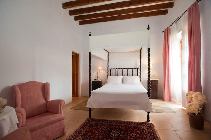 Hotel Can Moragues, Double Room