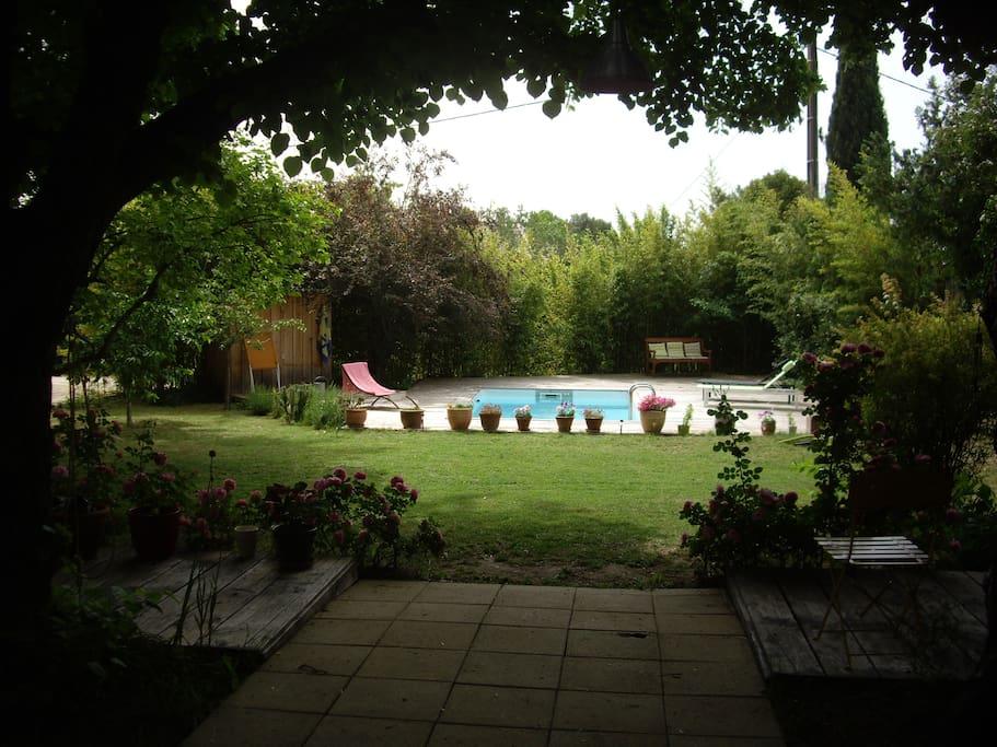 Grand Studio Avec Jardin Et Piscine Lofts Louer Aix