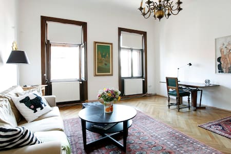 Lovely centrally located apartment