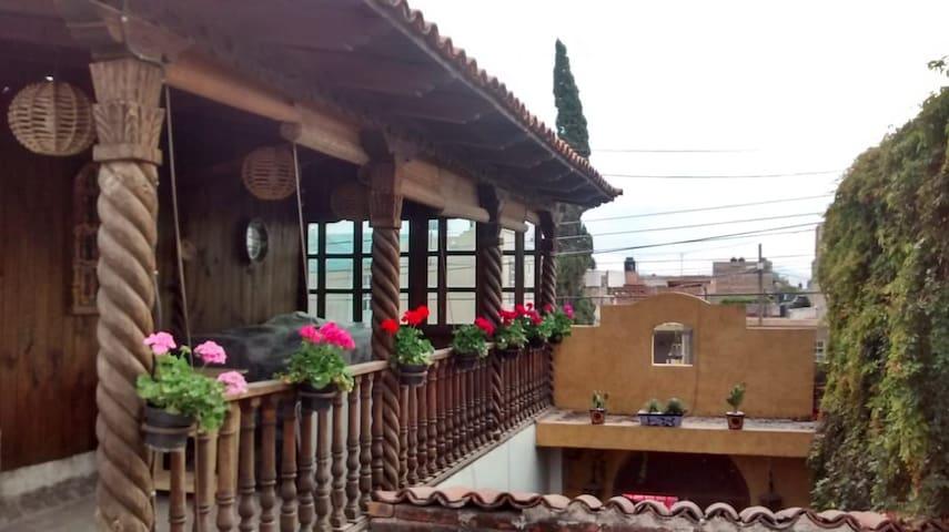 """""""La casa de la Güera"""""""