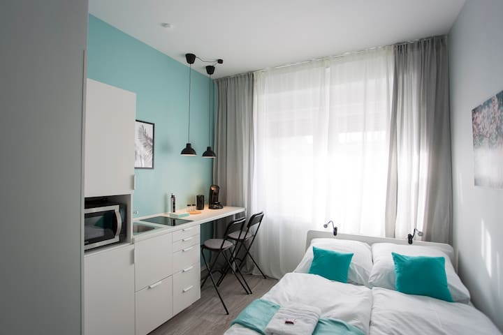 NEU: Studio-Apartment 'Sydney', nahe Messe