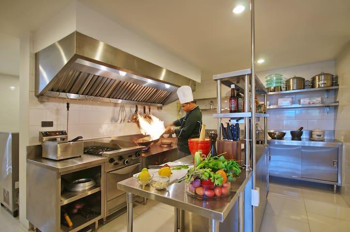 Kitchen, floor 1