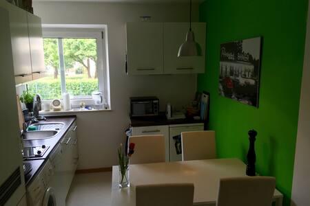 Two-room flat Southern Munich, U3 - München - Apartment