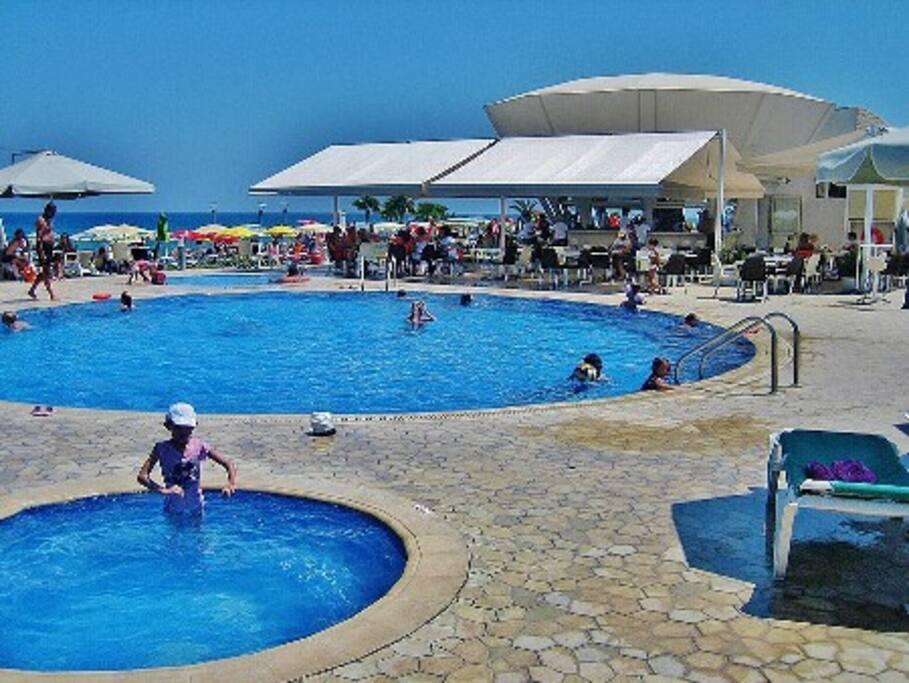 Common pools