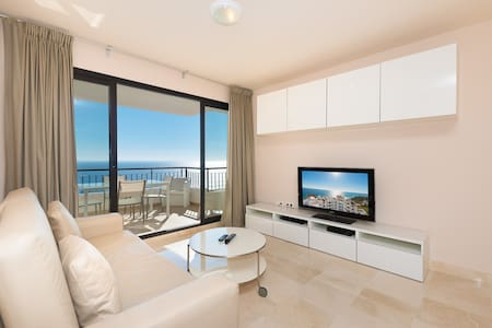 Spectacular Front Seaview Apartment - Torrox