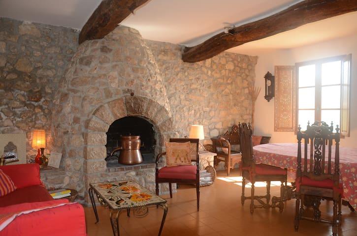 Maison dans un hameau - Bendejun - Casa