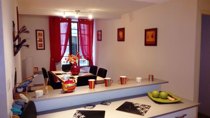Grand f2 bis plein centre historique appartements for Grand garage d auvergne clermont ferrand