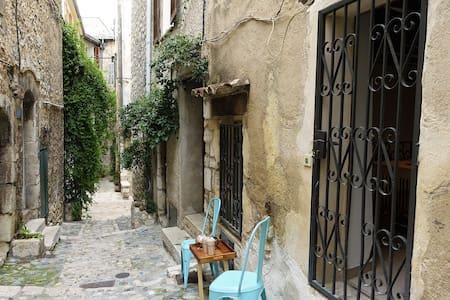 Maison de village cité historique - Vence