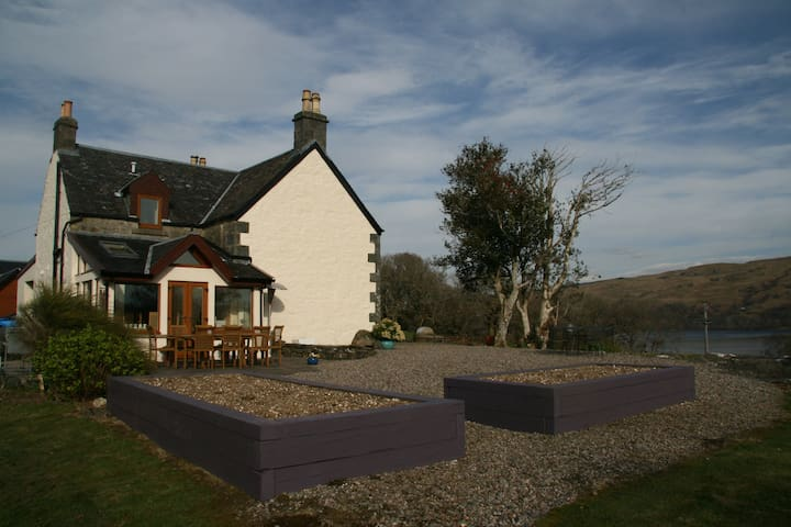 Collaig House Bed & Breakfast - Kilchrenan, Nr Taynuilt - Bed & Breakfast