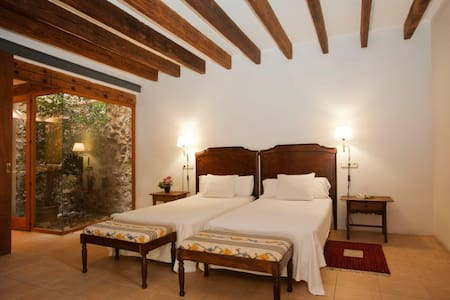 Junior Suite en Can Moragues Artá - Arta - Bed & Breakfast