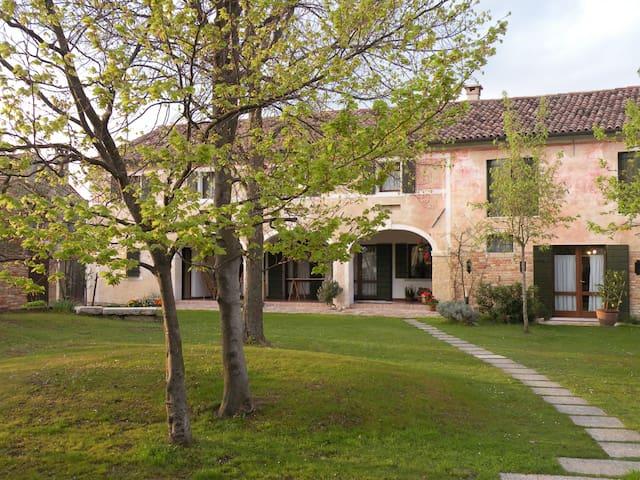 WildDream Vivere la campagna veneta - Treviso - House