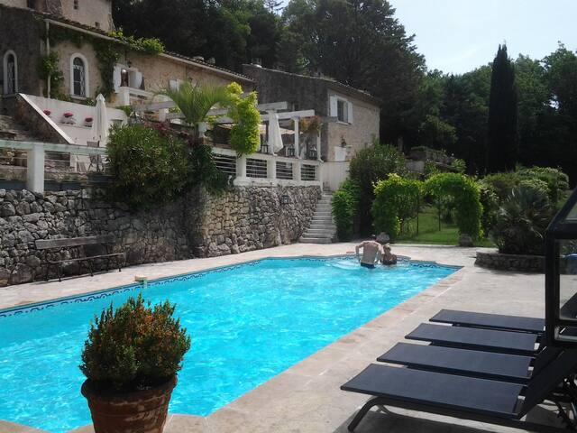 Villa Le Pavillon - Saint-Paul-en-Forêt - Villa