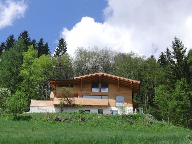 Ferienhaus fantastische Aussicht - Aufhausen