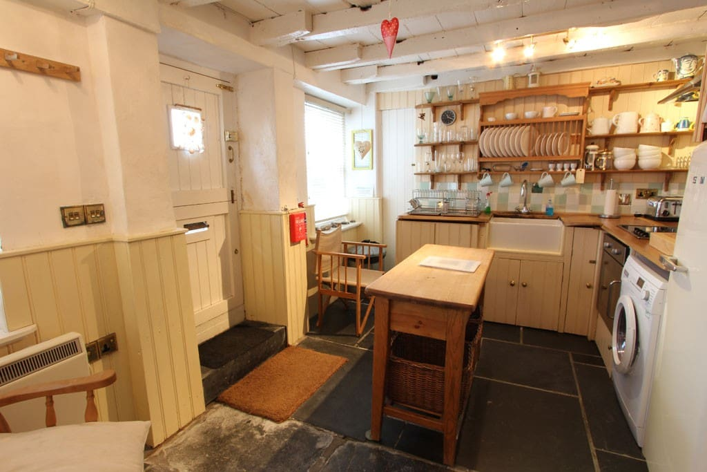 The Kitchen in Rockpools