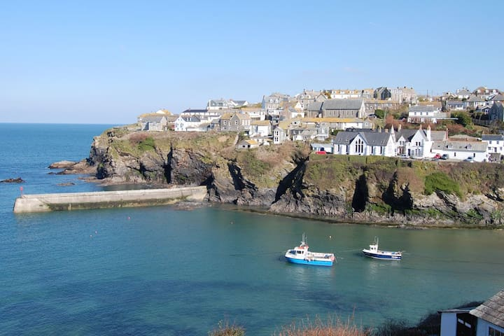 Traditional Fishermans Cottage - Rockpools - Port Isaac - บ้าน