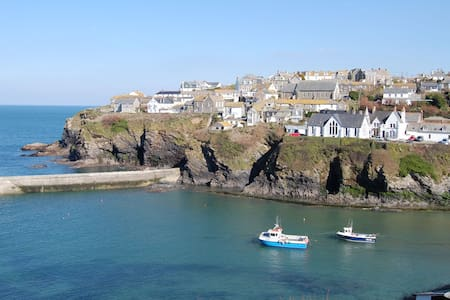 Traditional Fishermans Cottage - Rockpools - Port Isaac - Huis