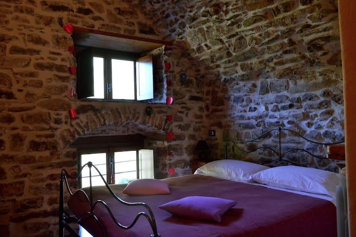 Camera doppia Il Fienile - Apricale - Bed & Breakfast