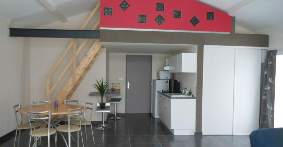 Appartement près du Puy du fou - Saint-Malô-du-Bois - Apartment