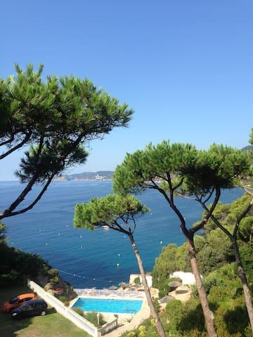 Appartement superbe vue sur mer - Sant Feliu de Guíxols - Flat
