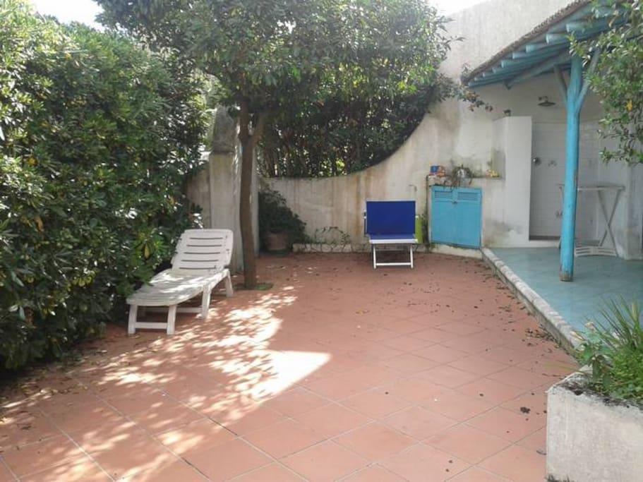 Villino in residence con piscina spiaggia privata case - Residence a san candido con piscina ...