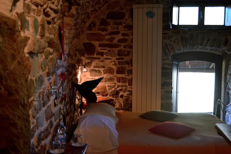 "Camera doppia ""La Grotta"" - Apricale - Bed & Breakfast"