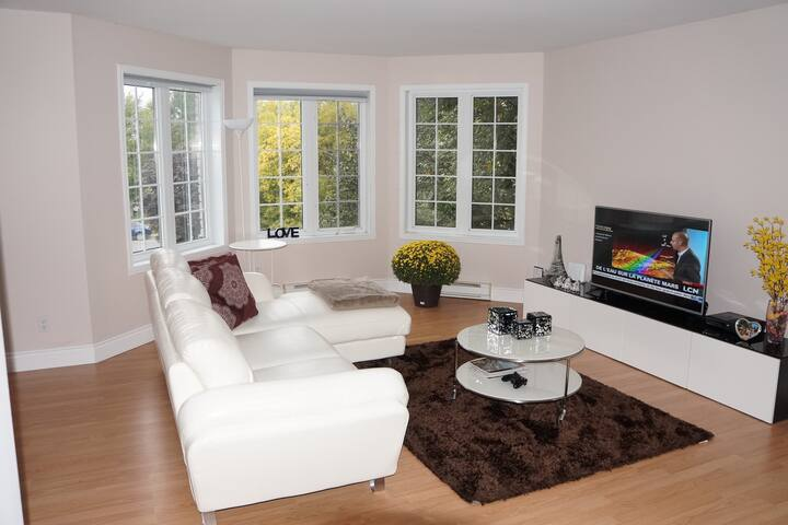 Great apt for family or groups - Quebec - Apartamento