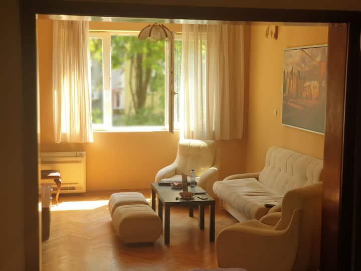 Cozy, Bright, Spacious Private Room in City Center