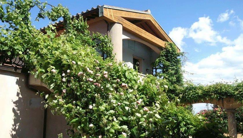 Aparts Carresi Florence Chianti - Figline Valdarno - Apartment