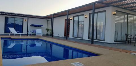 Incomparable casa en Guanaqueros (nueva año 2020)