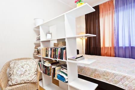 Cosy flat close to Bratislavskaya - Moscovo - Apartamento