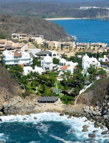 Vista principal de Villas Fa-Sol