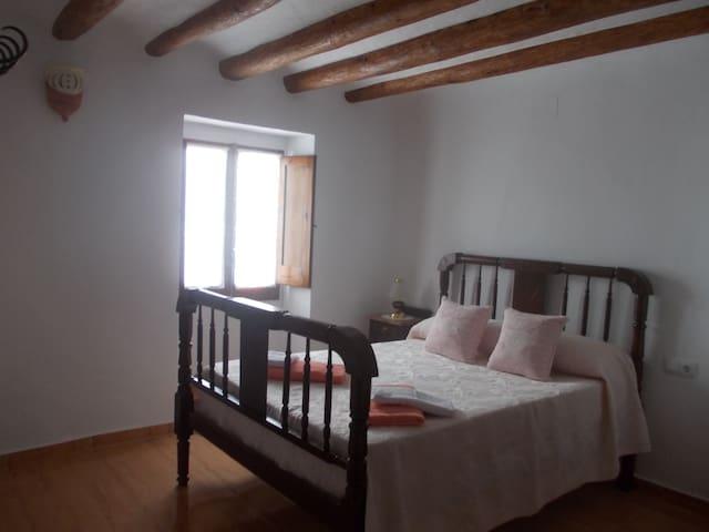 Fantastica Casa Vilallarga       HUTTE  002870 - Godall - บ้าน