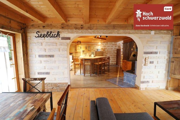 Ferienwohnung/App. für 8 Gäste mit 117m² in Feldberg (Schwarzwald) (124072)