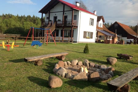 Ferienwohnung Plichta in  Masuren - Łukta - Leilighet